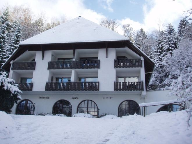 Berghotel Schwarzwaldblick Triberg - Triberg - Edificio