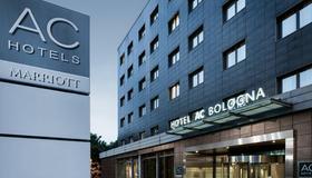 AC Hotel Bologna by Marriott - Bologna - Building