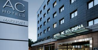 AC Hotel Bologna by Marriott - Bolonia - Edificio