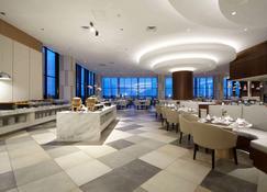 Wyndham Opi Hotel Palembang - פלמבאנג - מסעדה