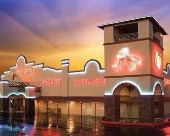 Saddle West Hotel and Casino and RV Park - Pahrump - Gebäude