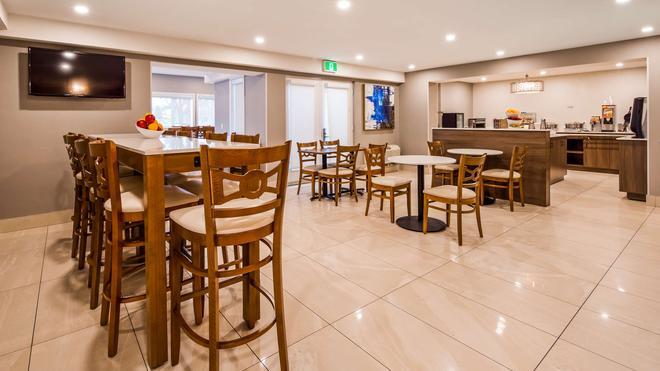 Best Western Hotel Brossard - Brossard - Ravintola