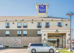 Sleep Inn & Suites West Medical Center - Amarillo - Edifício