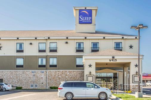 Sleep Inn & Suites West Medical Center - Amarillo - Building