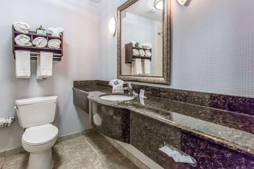 阿馬里洛斯利普套房酒店 - 阿馬里洛 - 阿馬里洛 - 浴室