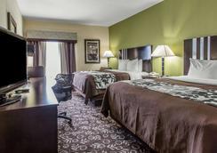 阿馬里洛斯利普套房酒店 - 阿馬里洛 - 阿馬里洛 - 臥室