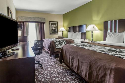 Sleep Inn & Suites West Medical Center - Amarillo - Phòng ngủ
