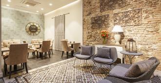 Hotel Palacete de Alamos - Málaga - Sala de estar
