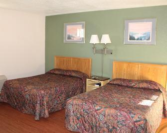 American Motor Inn - Rock Island - Schlafzimmer