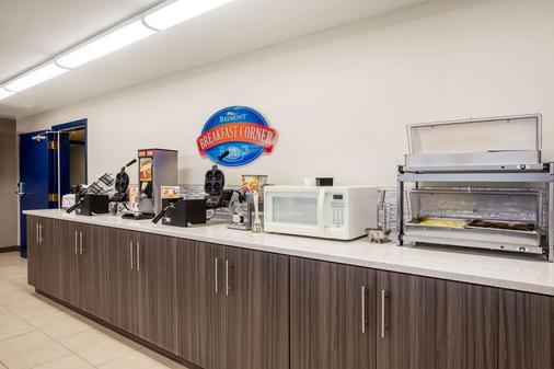 華盛頓肯納威克三城貝蒙特套房酒店 - 肯內維克 - 肯納威克 - 自助餐