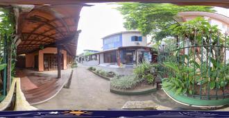 Bougainville Hostel - Vila do Abraao - Θέα στην ύπαιθρο