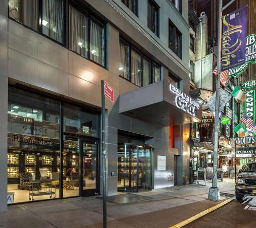 Room Mate Grace Boutique Hotel - New York - Building