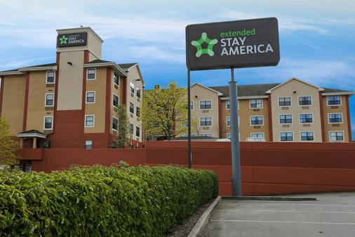 Extended Stay America - Tacoma - South - Tacoma - Building