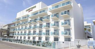 Courtyard by Marriott Ocean City Oceanfront - Ocean City - Building