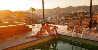 Hotel 1988 Guanajuato - Guanajuato - Balcony