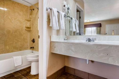 羅德威酒店 - 奥古斯塔 - 奧古斯塔 - 浴室