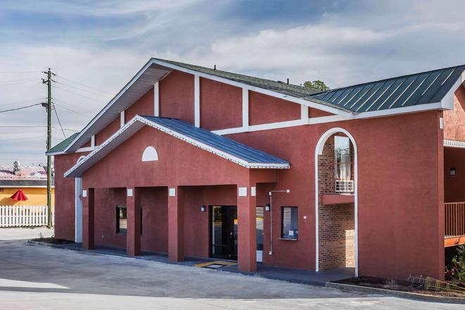 Rodeway Inn - Augusta - Building