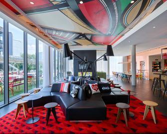 CitizenM Paris la Défense - Puteaux - Lounge