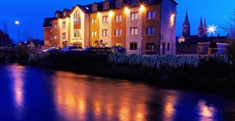 Lancaster Lodge - Cork - Edificio