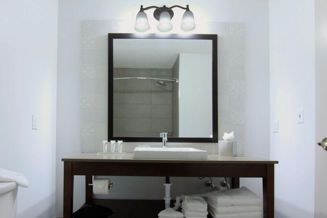 安納波利斯卡爾森鄉村酒店及套房 - 安納波利斯 - 安納波利斯 - 浴室