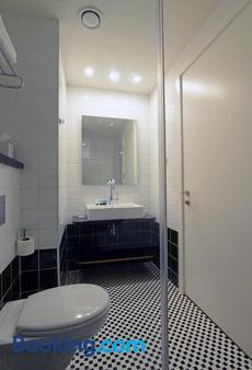 Hotel 75 - Tel Aviv - Bathroom