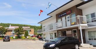 Rodeway Inn - Гаспе - Здание