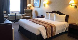 Rodeway Inn - Gaspé - Bedroom