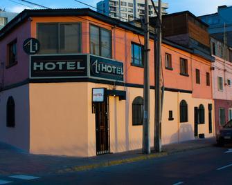 Hotel Ayl - Антофагаста - Building