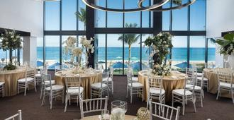 Tideline Ocean Resort & Spa - Palm Beach - Restaurante