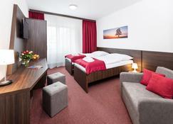 Hotel Plus - Bratislava - Habitación