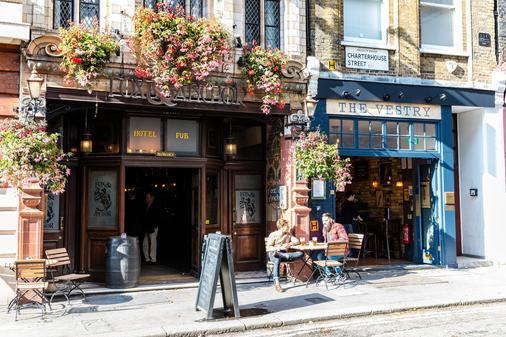 Fox and Anchor - Lontoo