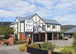 Alpine Rose Greymouth Motel - Greymouth - Building