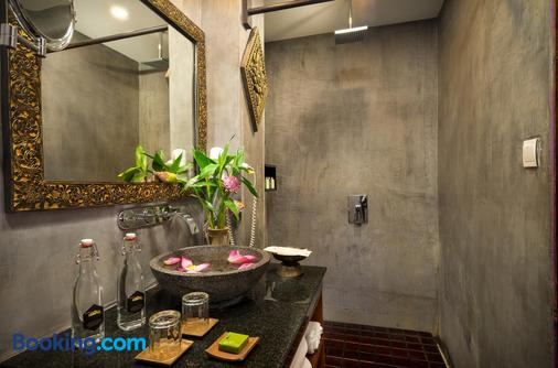 Golden Temple Hotel - Siem Reap - Bathroom