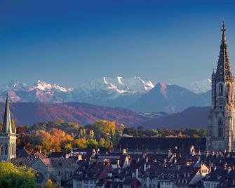 Novotel Bern Expo - Bern - Außenansicht