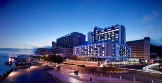 京那巴魯凱悅酒店 - 亞庇 - 建築