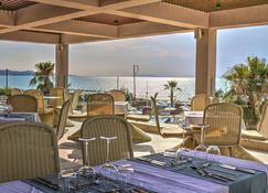 Almyros Beach Resort & Spa - Корфу - Ресторан