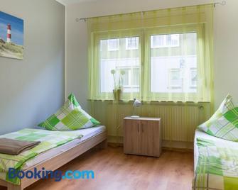 Apartment Wideystrasse - Witten - Schlafzimmer
