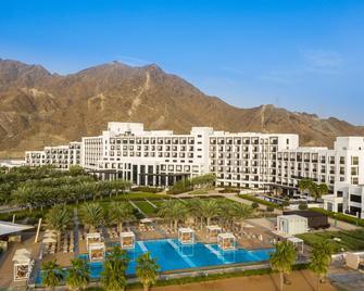 Intercontinental Fujairah Resort - Al Aqah - Gebäude