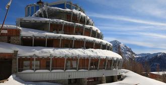 Shackleton Mountain Resort - Sestriere - Rakennus