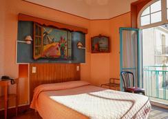 Hôtel Peron - Marseille - Bedroom