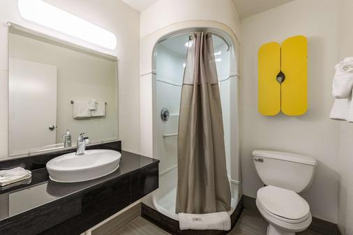 Studio 6 Monroe - West Monroe - Monroe - Bathroom