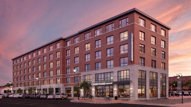 Courtyard by Marriott Portland Downtown/Waterfront - Portland - Building