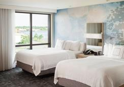 Courtyard by Marriott Portland Downtown/Waterfront - Portland - Bedroom