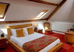 Best Western Henbury Lodge Hotel - Bristol - Makuuhuone