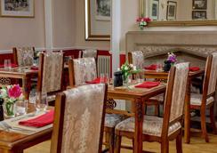 Best Western Henbury Lodge Hotel - Bristol - Ravintola