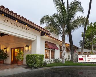 Clocktower Inn Ventura - Ventura - Building