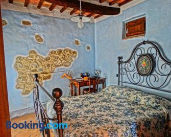 Agriturismo La Poderina - Bagno Vignoni - Bedroom