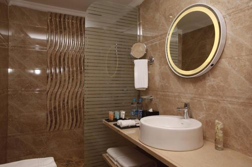 Grand Plaza Dhabab Hotel - Ριάντ - Μπάνιο