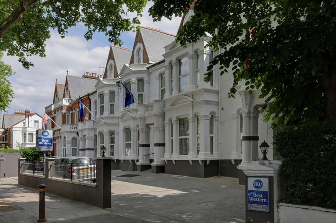 Best Western Chiswick Palace & Suites - London - Building