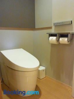 Chion-in Wajun-Kaikan - Kyoto - Bathroom